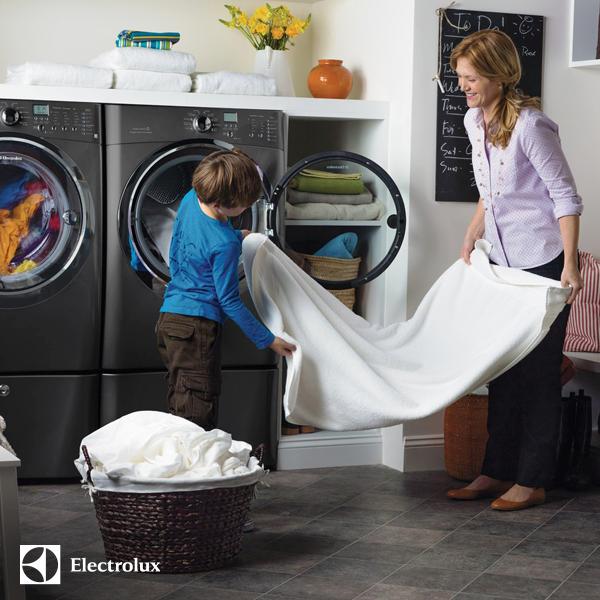 Phải làm sao khi máy giặt Sanyo không sấy khô