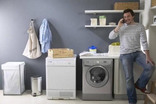 Hướng dẫn cách khắc phục máy giặt Electrolux kêu to
